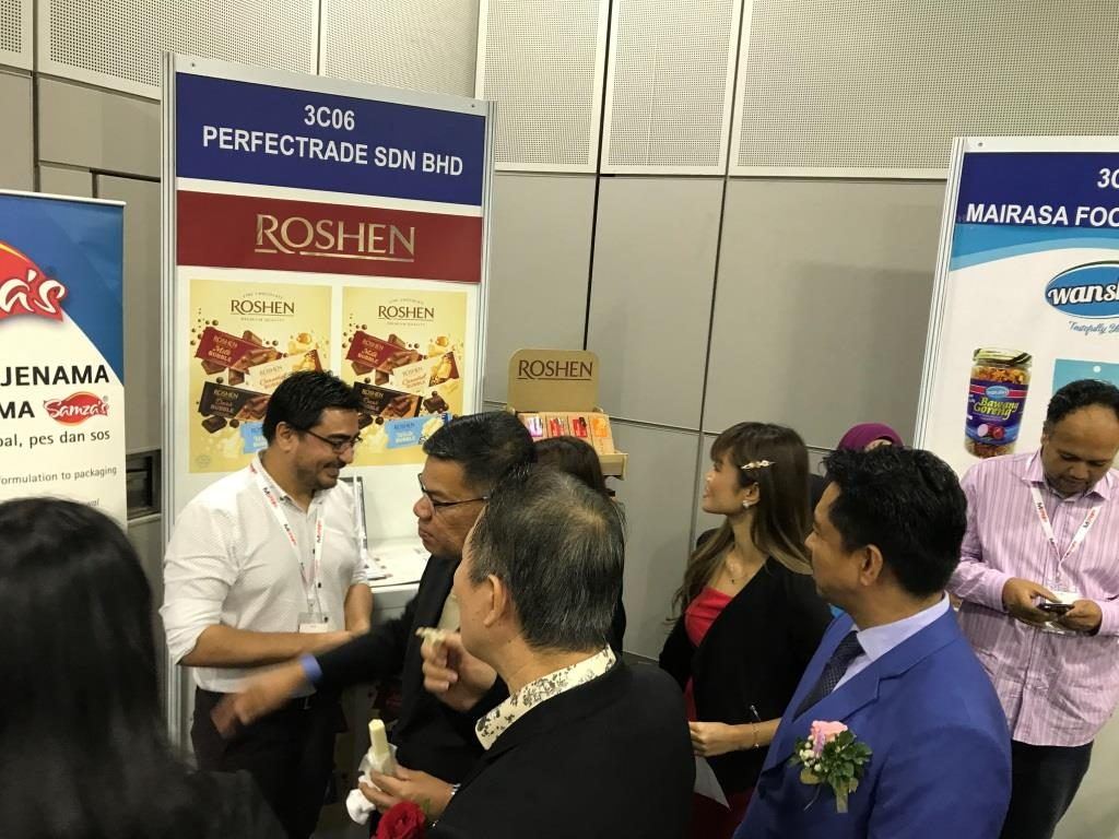 PERFECTRADE SDN BHD – ROSHEN – Exclusive Importer & Distributor for